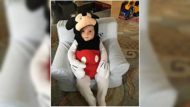 Mini-Halloween: Drei gruselig-süße Promi-Babys