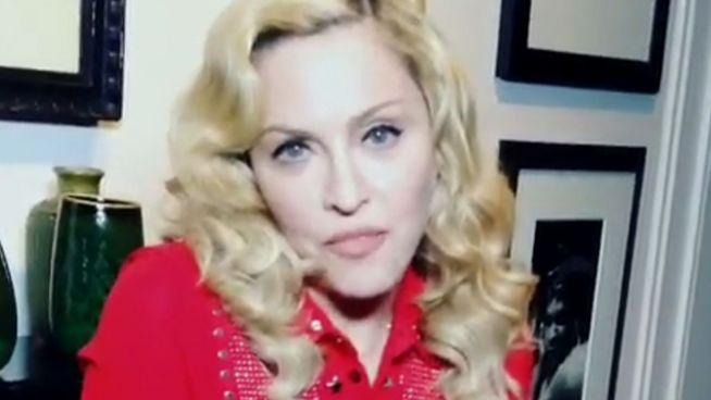 Wegen Prince-Auftritt: Madonna von TV-Sender gedisst