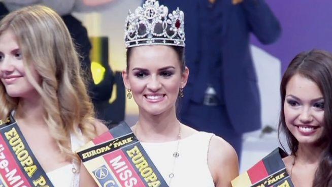 Miss Germany: Religionslehrerin Lena ist die Schönste