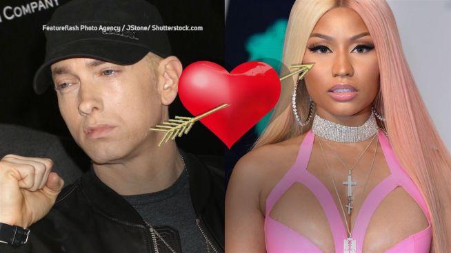 Gerüchteküche brodelt: Sind Eminem und Nicki Minaj ein Paar?
