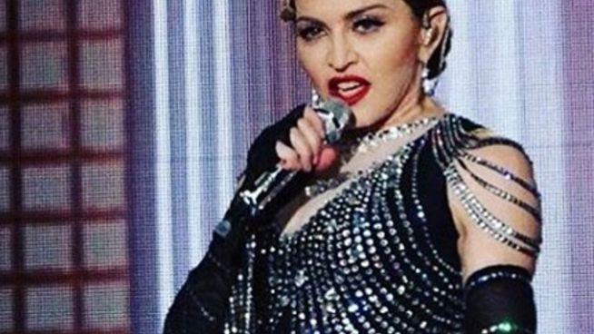 Rocco beleidigt Madonna: 'Ich bin der Sohn einer Hure!'
