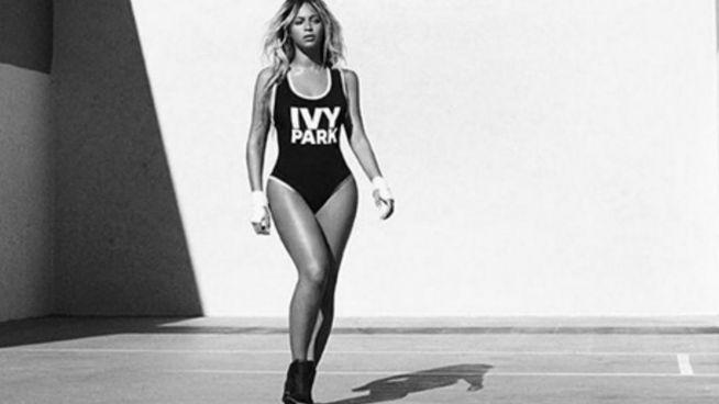 Schweißtreibend: Beyoncés neue sportliche Modelinie