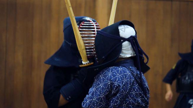 Cultural sport: Kendo