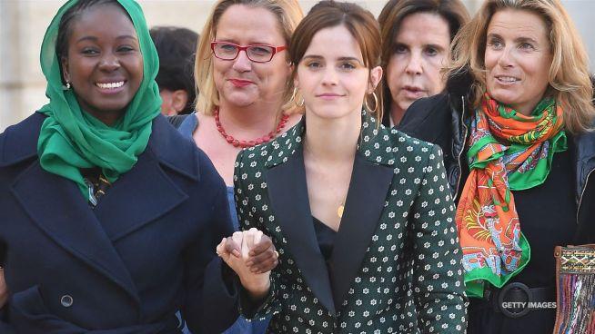 Emma Watson gibt uns zwei Minuten Hoffnung