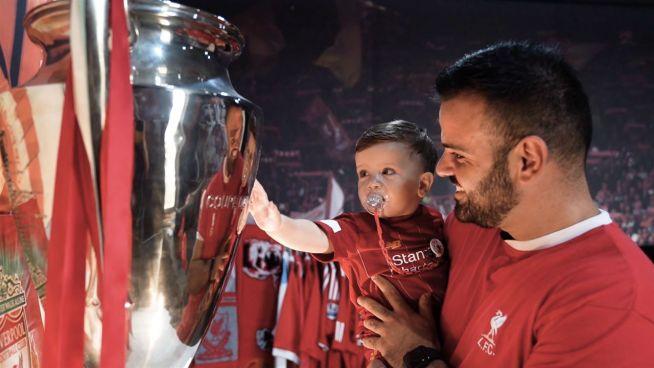 Young Football Fan: Liverpool-Fan aus Malta