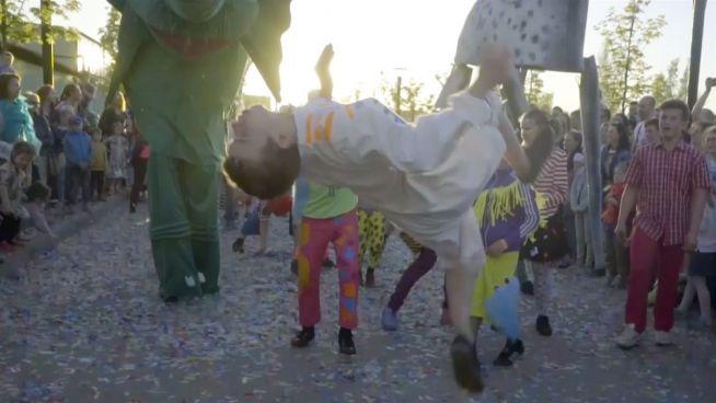 Wie ein Zirkus das Leben von Kindern verändert
